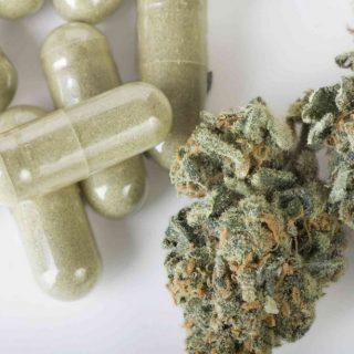 Cannabis Capsules & Tinctures Online